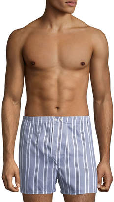 Derek Rose Milly 6 Striped Classic Boxers