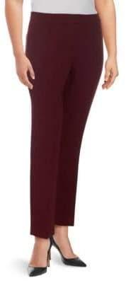 Lafayette 148 New York Plus Classic Wool Pants