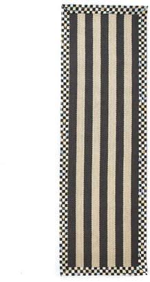 MacKenzie-Childs Stripe Runner, 2'6