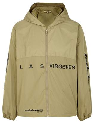 Yeezy Season 5 SEASON 5 Calabasas Printed Hooded Shell Jacket