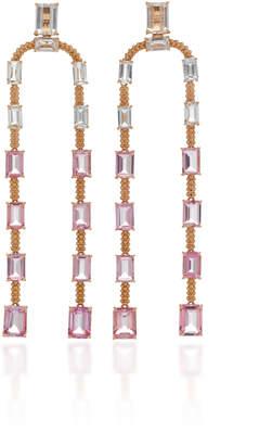 Carla Amorim Topaz Drop Earrings