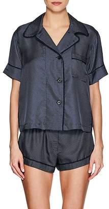 Araks Women's Shelby Silk Pajama Top