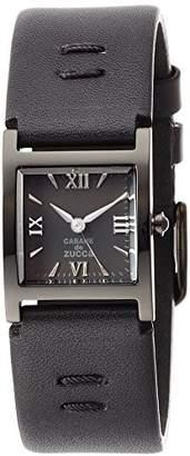 CABANE de ZUCCa (カバン ド ズッカ) - [カバンドズッカ]CABANE de ZUCCa 腕時計 CABANE de ZUCCa ショコラバー AJGK078 レディース