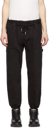 Alexander Wang Black Denim Lounge Pants