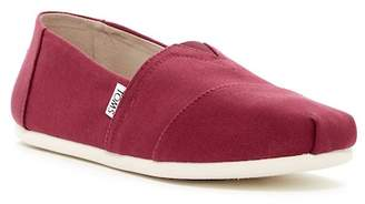 Toms Classic Canvas Slip-On Shoe