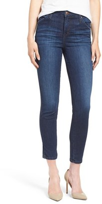 Women's Joe's 'Flawless' High Rise Ankle Skinny Jeans $179 thestylecure.com