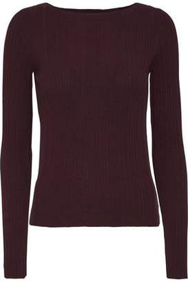 Theory Ribbed-Knit Sweater