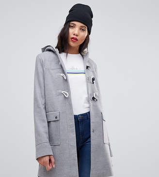 Asos Tall DESIGN Tall classic duffle with pocket detail