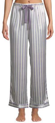 Morgan Lane Chantal Bunny Striped Pajama Pants