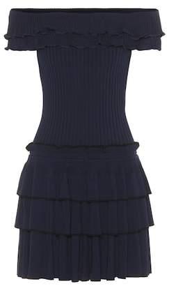 Jonathan Simkhai Rib-knit dress