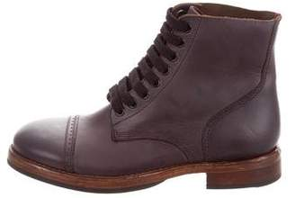Duckie Brown Florsheim x Ludgate Ankle Boots w/ Tags