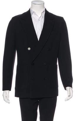 3.1 Phillip Lim Double-Breasted Wool-Blend Blazer