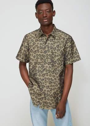 COBRA S.C. Jacquard Short Sleeve Legacy Shirt