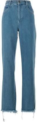 Chloé wide leg jeans