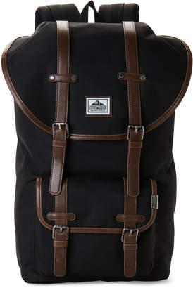 Steve Madden Black Utility Backpack