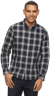 Marc Anthony Men's Luxury+ Slim-Fit Button-Down Shirt