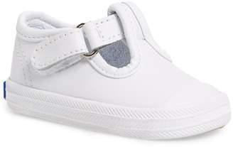 Keds R) 'Champion' T-Strap Shoe
