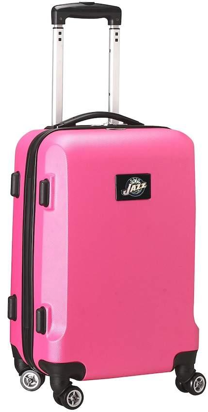 Denco Sports Luggage Utah Jazz 19 1/2-in. Hardside Spinner Carry-On