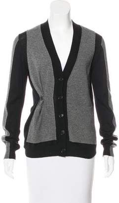 Givenchy Wool & Cashmere-Blend Cardigan