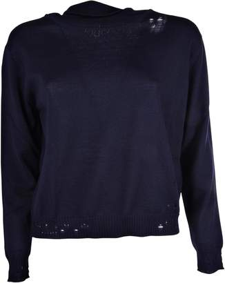 Golden Goose Distressed Sweater