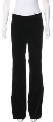CNC Costume National Mid-Rise Velvet Pants w/ Tags