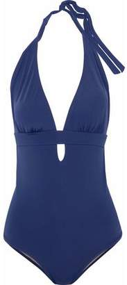 Tart Collections Cutout Halterneck Swimsuit