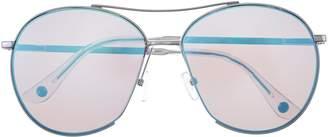 Vince Camuto Cutaway Sunglasses