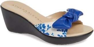 Athena Alexander Sandie Slide Sandal