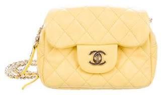 Chanel Mini Flap Wallet on Chain
