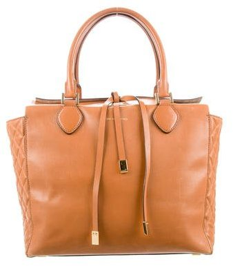 MICHAEL Michael Kors Michael Kors Collection Quilted Leather Shoulder Bag