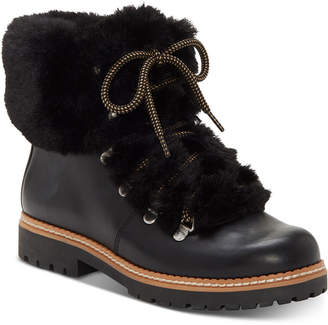 INC International Concepts I.n.c. Women Pravale Cold-Weather Boots, Women Shoes