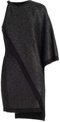 Balmain Asymmetric Dress
