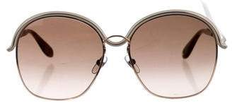 Givenchy Gradient Oversize Sunglasses
