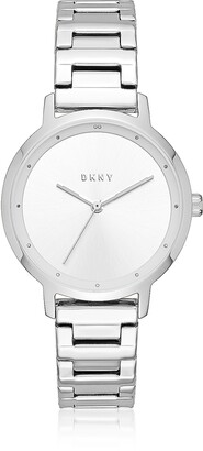 DKNY The Modernist Silver Tone Women's Watch