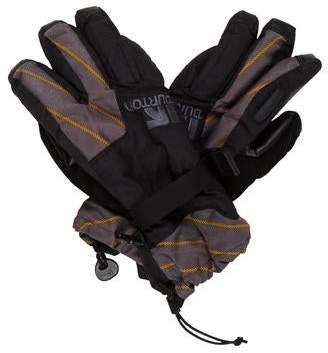 Burton Leather-Trimmed Snow Gloves