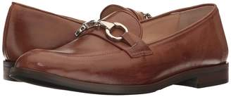 Matteo Massimo Moc Toe with Bit Women's Slip-on Dress Shoes