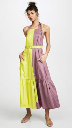 Tibi Colorblock Dress