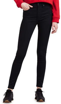 Levi's Premium Mile High Super Skinny Jeans