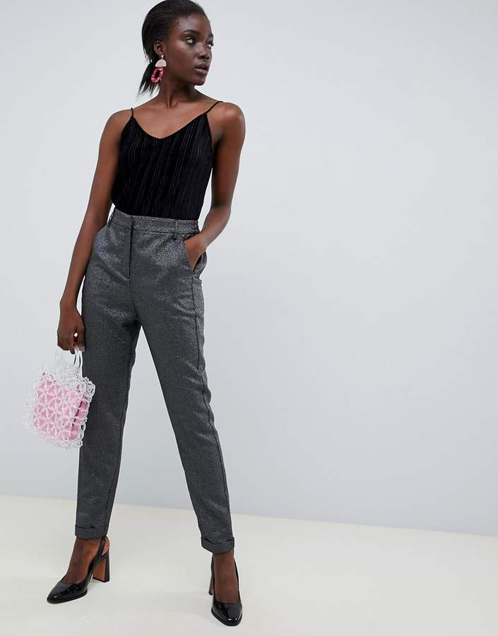 Glitter Tailored Trouser