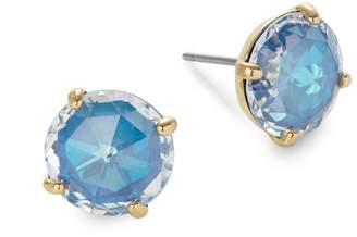 Kate Spade Bright Ideas Silverplated Triangle Bead Stud Earrings