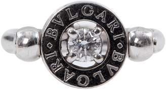 Bulgari Silver White gold Ring