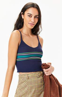 PS Basics by Pacsun Love Toxic Ribbed Cami Tank Top
