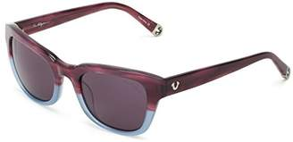 True Religion Sunglasses Heather Rectangular Sunglasses