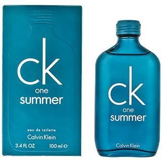 CK Calvin Klein (CK カルバン クライン) - カルバンクライン シーケーワンサマー 2018 オードトワレ 100mL