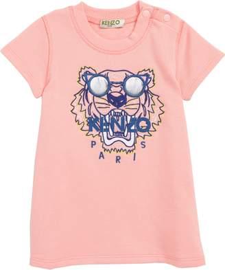 Kenzo Tiger Graphic Dress