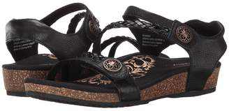 Aetrex Jillian Quarter Strap Women's Sandals