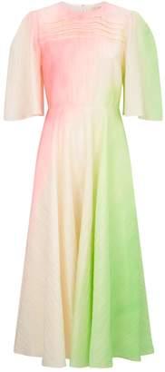Roksanda Raeya Tie-Dye Midi Dress