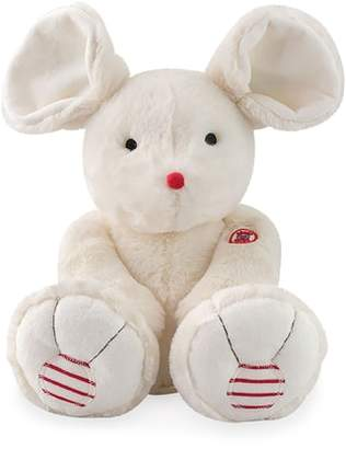 Janod Rouge Large Mouse Stuffed Animal