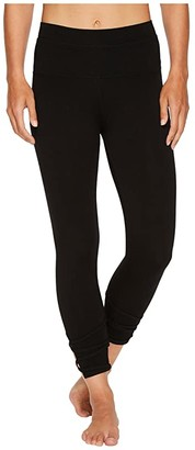 Hard Tail High-Waist Contour Rolldown Wrap Around Capri Leggings