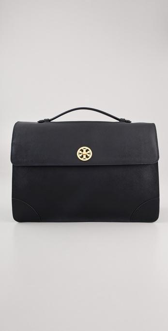 Tory Burch Robinson Briefcase